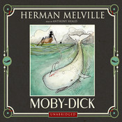 Moby-Dick Audiobook, by Herman Melville