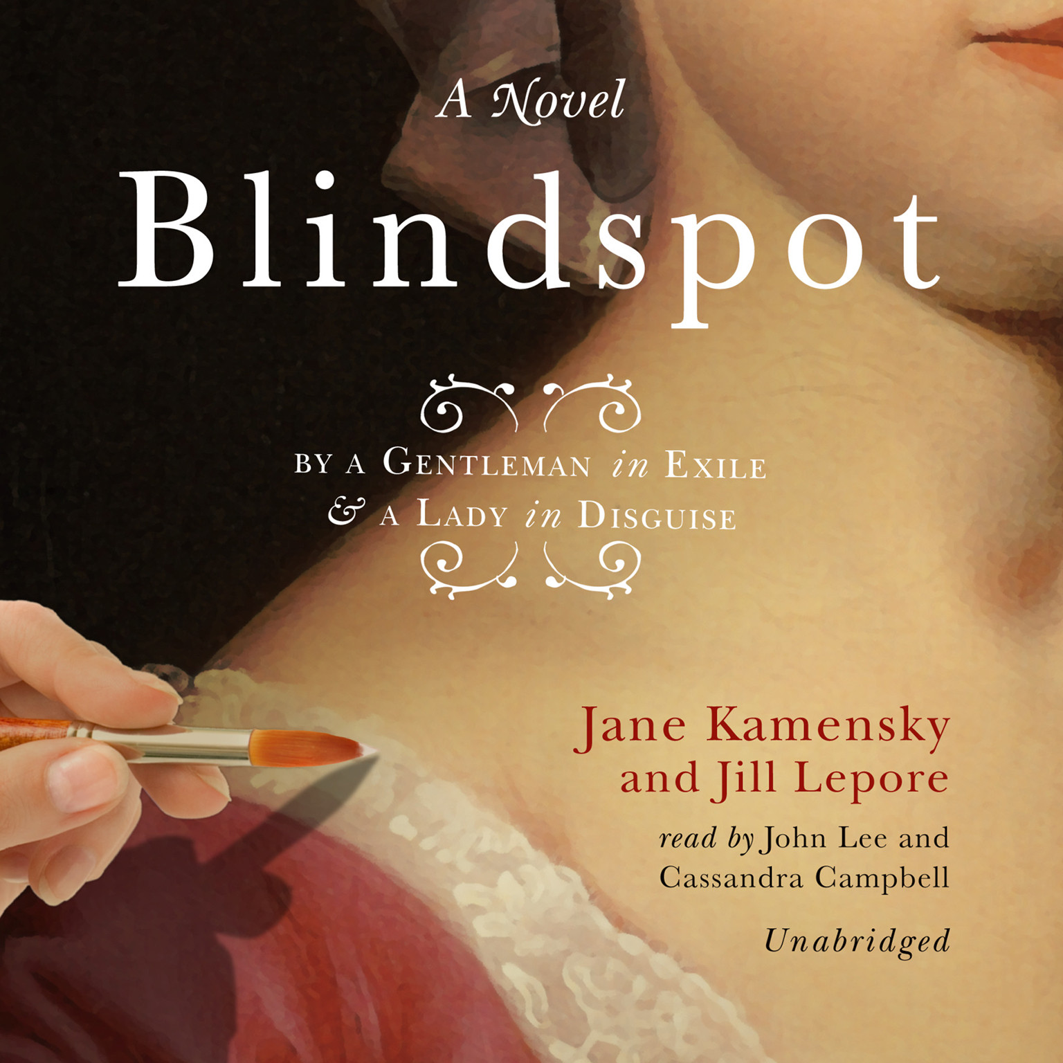 Printable Blindspot: By a Gentleman in Exile and a Lady in Disguise Audiobook Cover Art