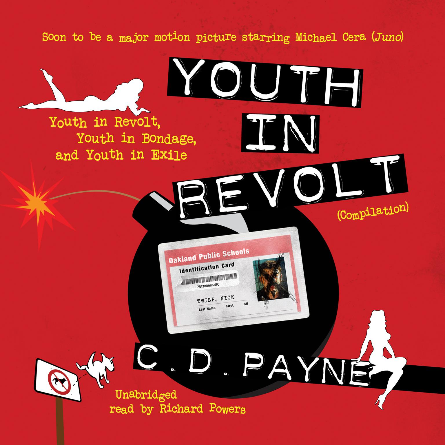 Printable Youth in Revolt (Compilation): Youth in Revolt, Youth in Bondage, and Youth in Exile Audiobook Cover Art