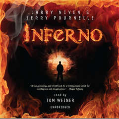 Inferno Audiobook, by Larry Niven, Jerry Pournelle