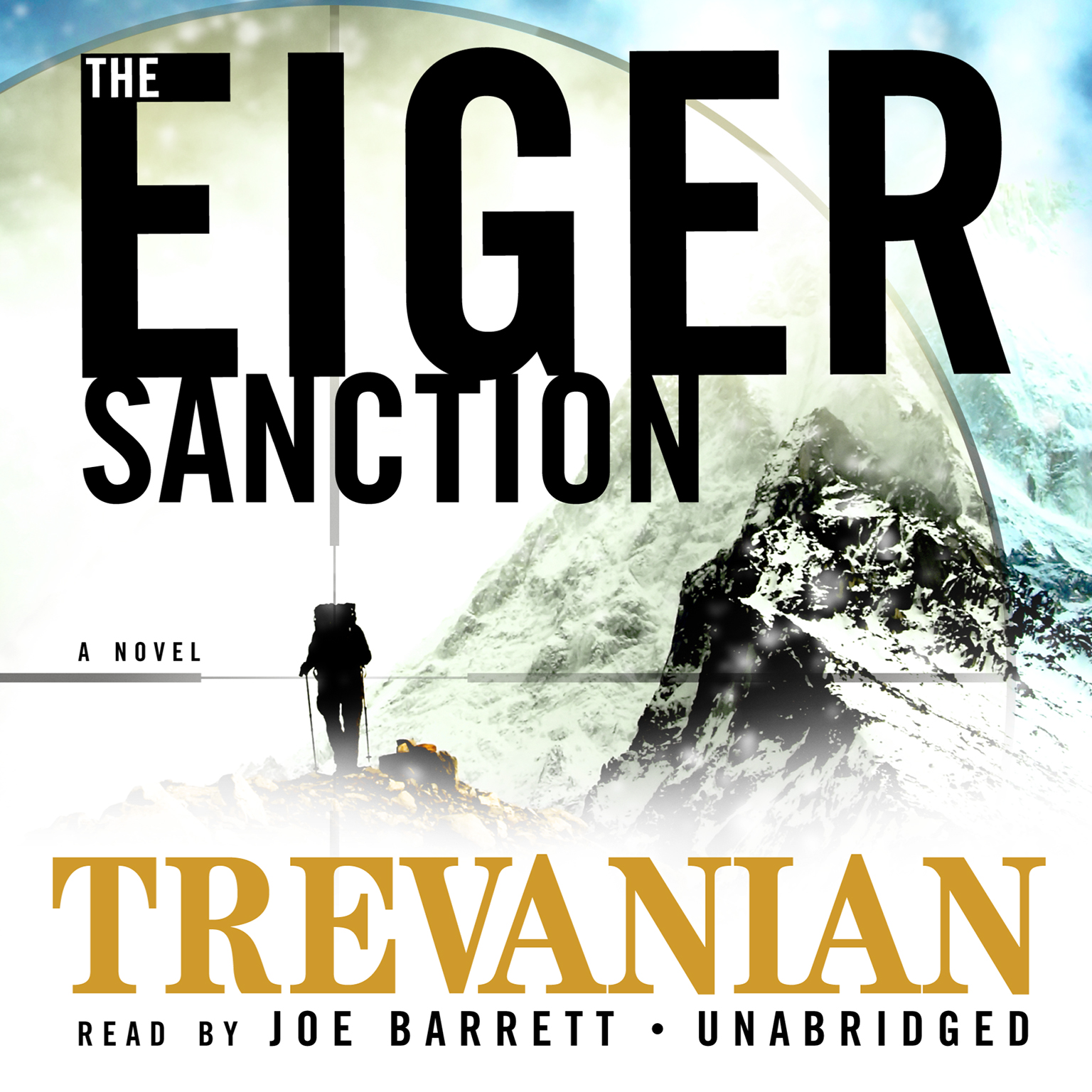 Printable The Eiger Sanction Audiobook Cover Art