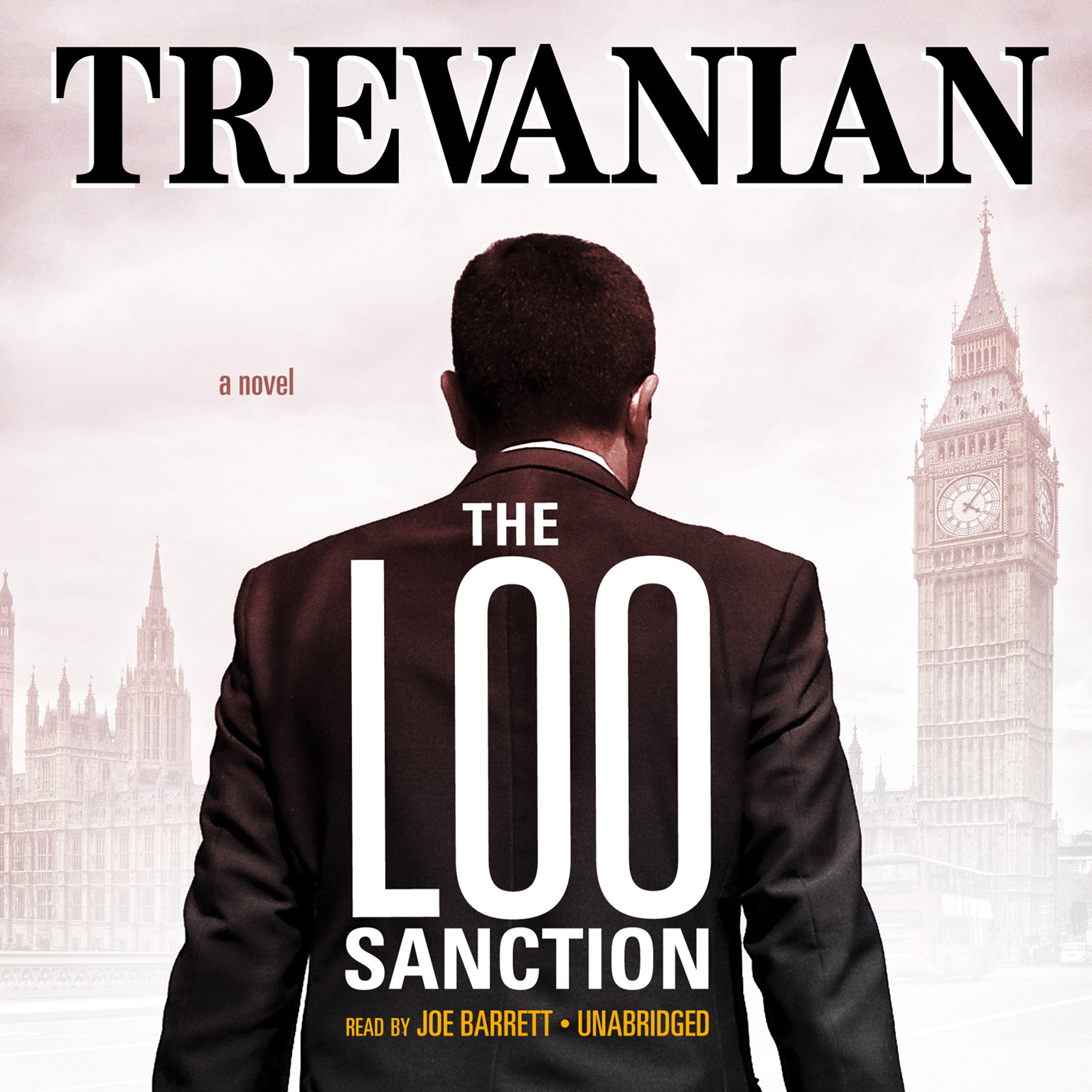 Printable The Loo Sanction: A Novel Audiobook Cover Art