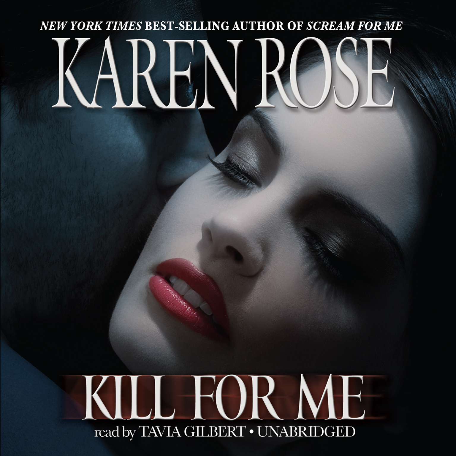 Printable Kill for Me Audiobook Cover Art