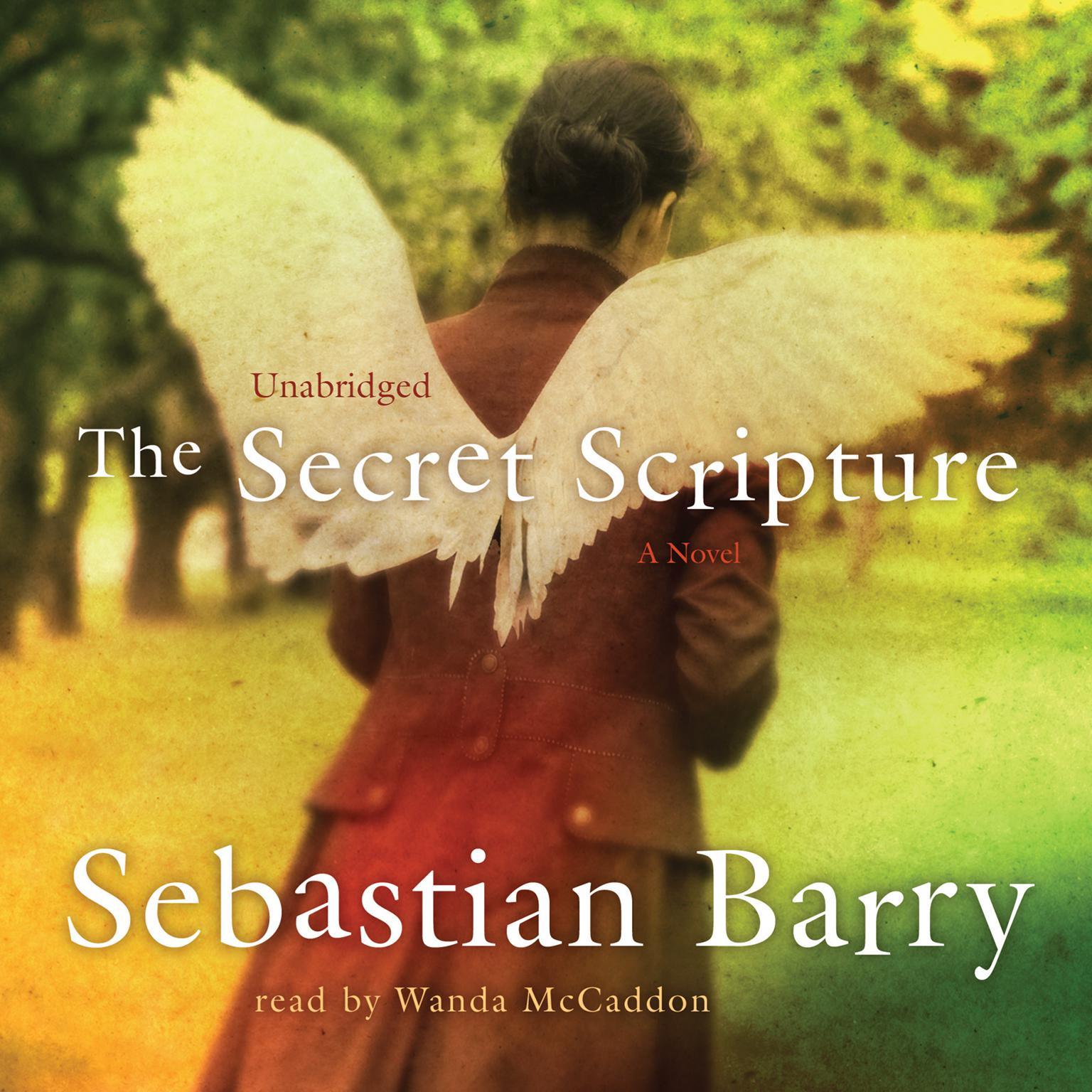 Printable The Secret Scripture Audiobook Cover Art