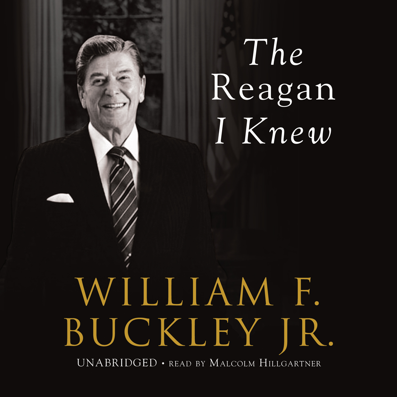 Printable The Reagan I Knew Audiobook Cover Art