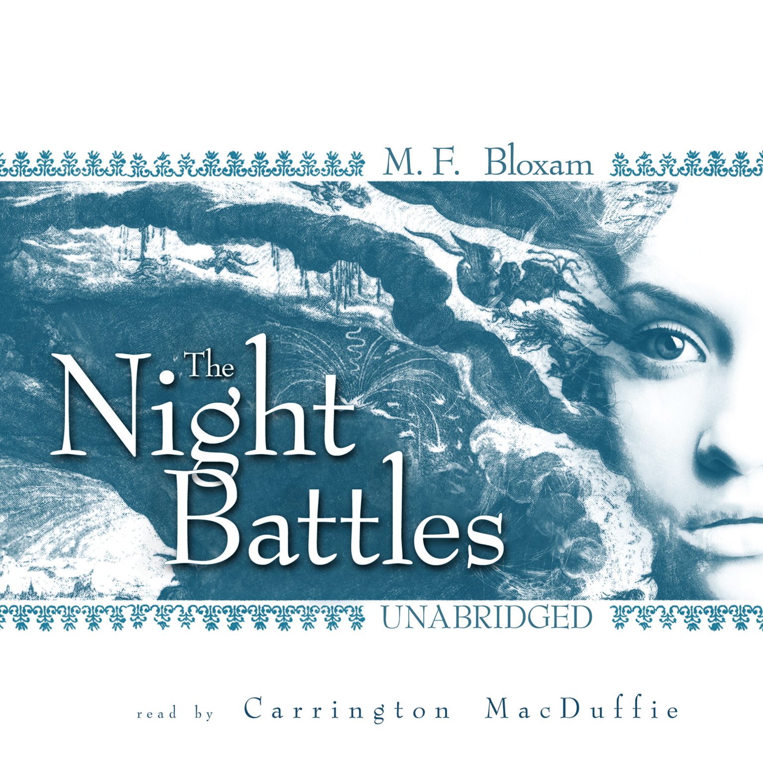 Printable The Night Battles Audiobook Cover Art
