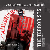 The Terrorists: A Martin Beck Police Mystery Audiobook, by Maj Sjöwall, Per Wahlöö