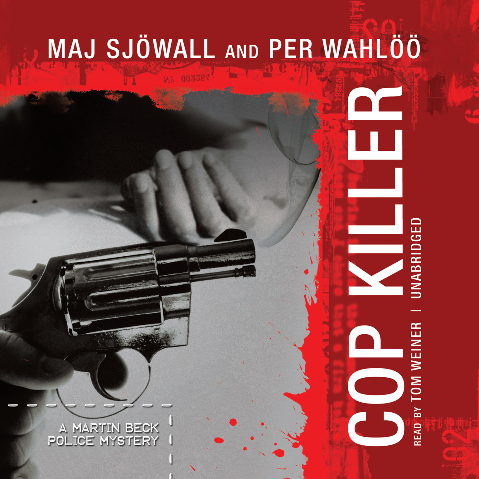 Printable Cop Killer: A Martin Beck Police Mystery Audiobook Cover Art