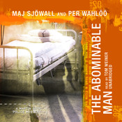 The Abominable Man: A Martin Beck Police Mystery Audiobook, by Maj Sjöwall