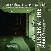 Murder at the Savoy Audiobook, by Maj Sjöwall, Per Wahlöö