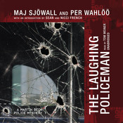 The Laughing Policeman Audiobook, by Maj Sjöwall, Per Wahlöö