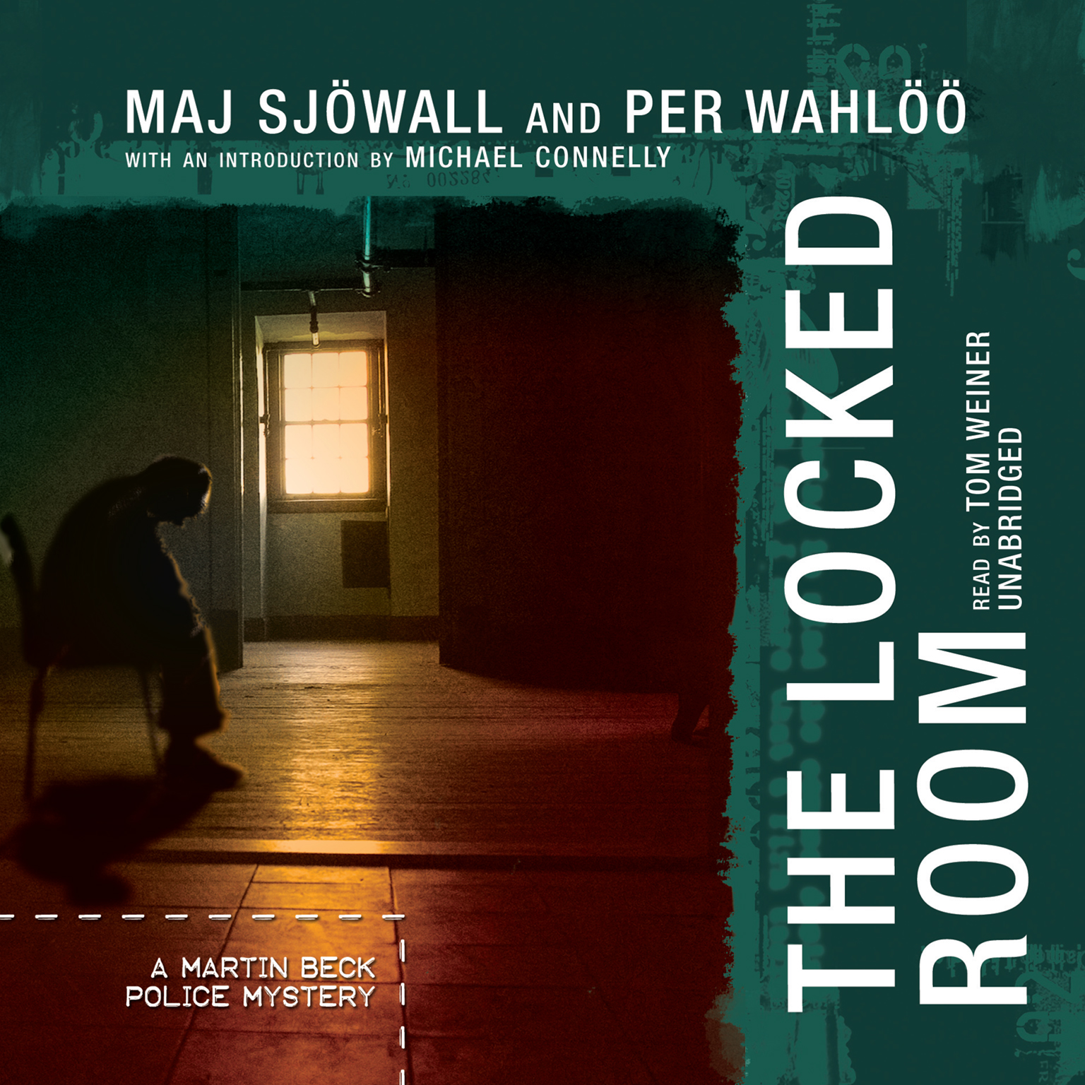 Printable The Locked Room Audiobook Cover Art