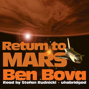 Return to Mars Audiobook, by Ben Bova