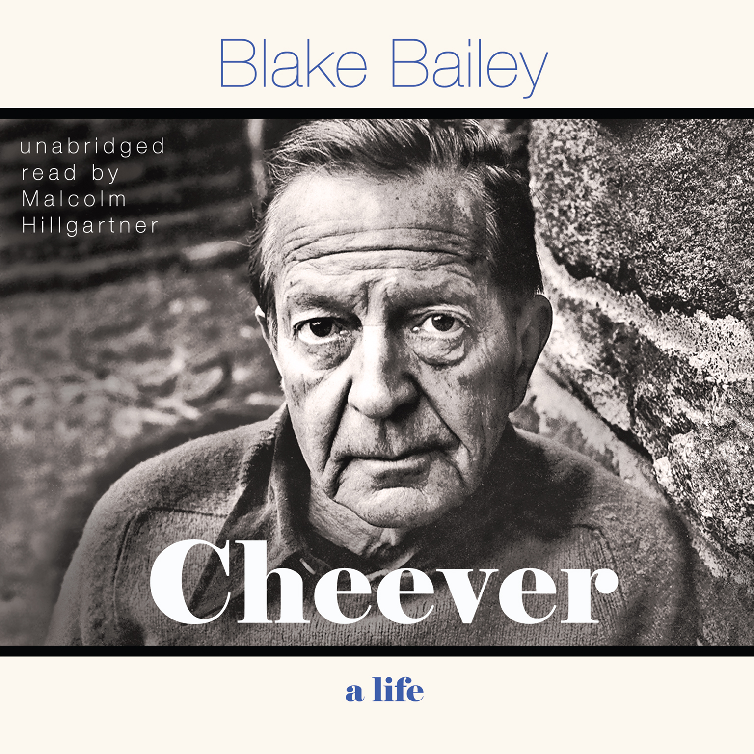 Printable Cheever: A Life Audiobook Cover Art