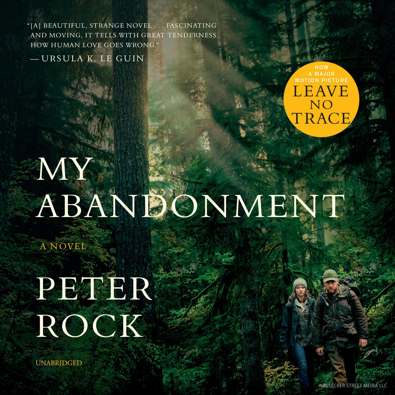 Printable My Abandonment Audiobook Cover Art