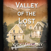Valley of the Lost, by Vicki Delany