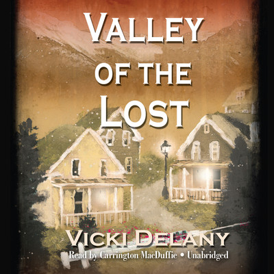 Valley of the Lost Audiobook, by Vicki Delany