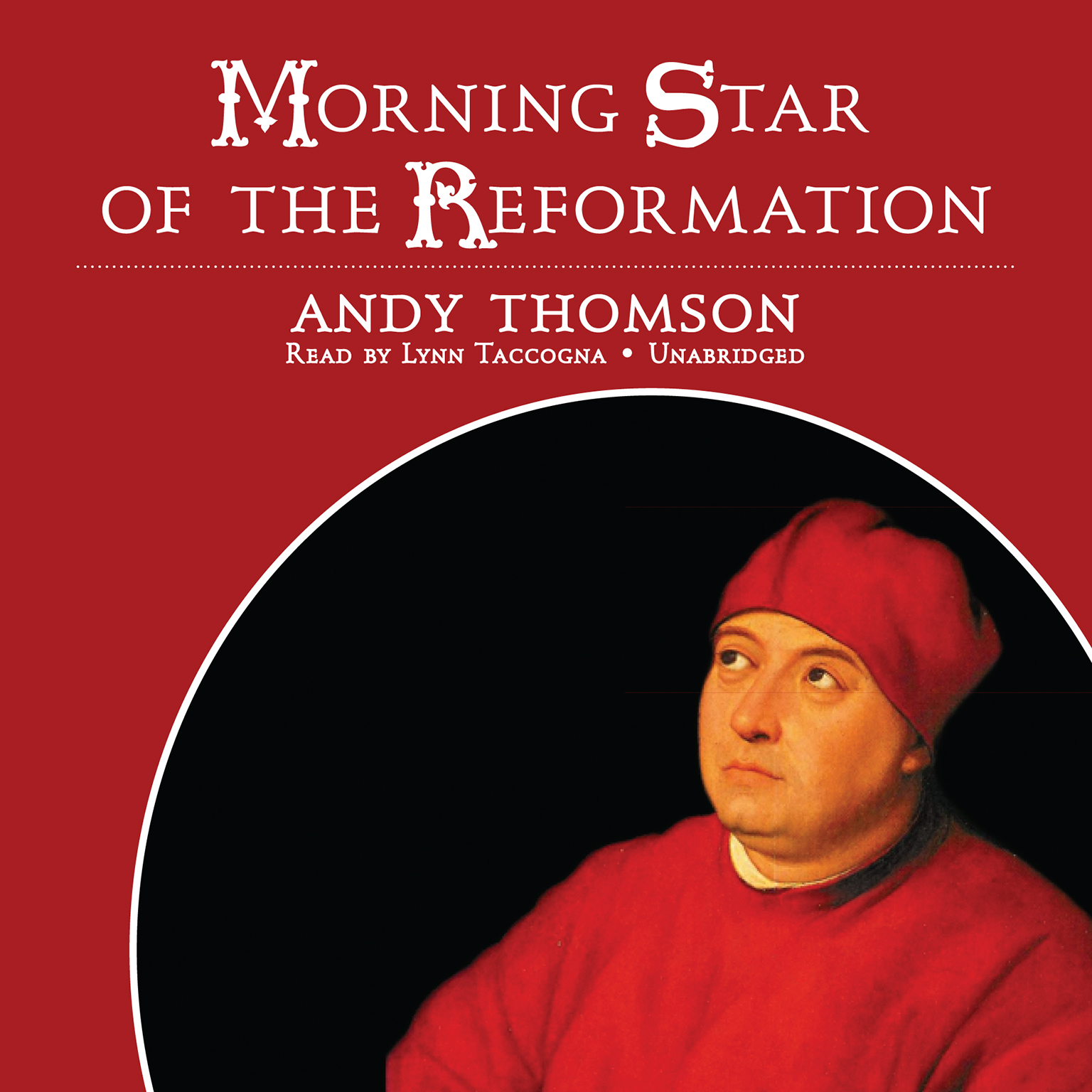 Printable Morning Star of the Reformation Audiobook Cover Art