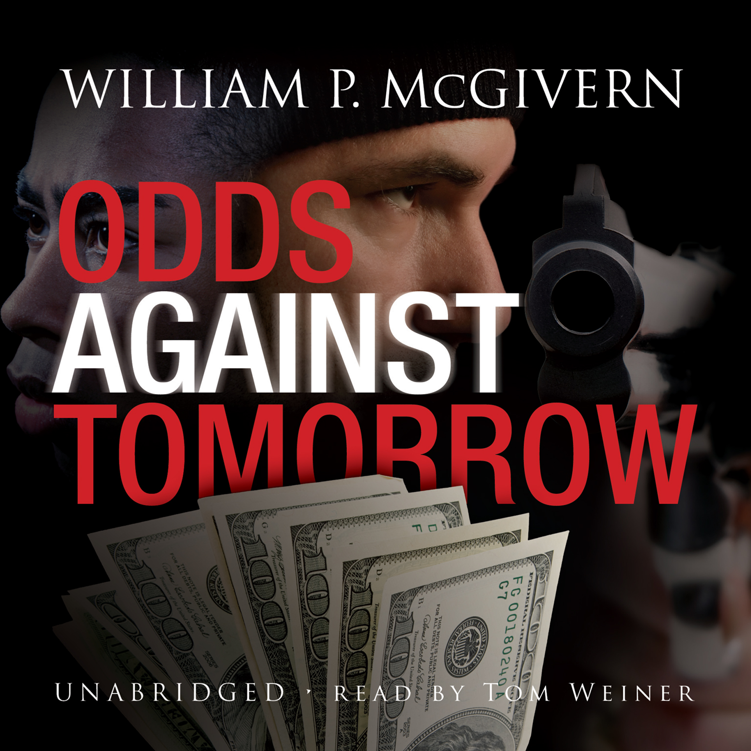 Printable Odds against Tomorrow Audiobook Cover Art