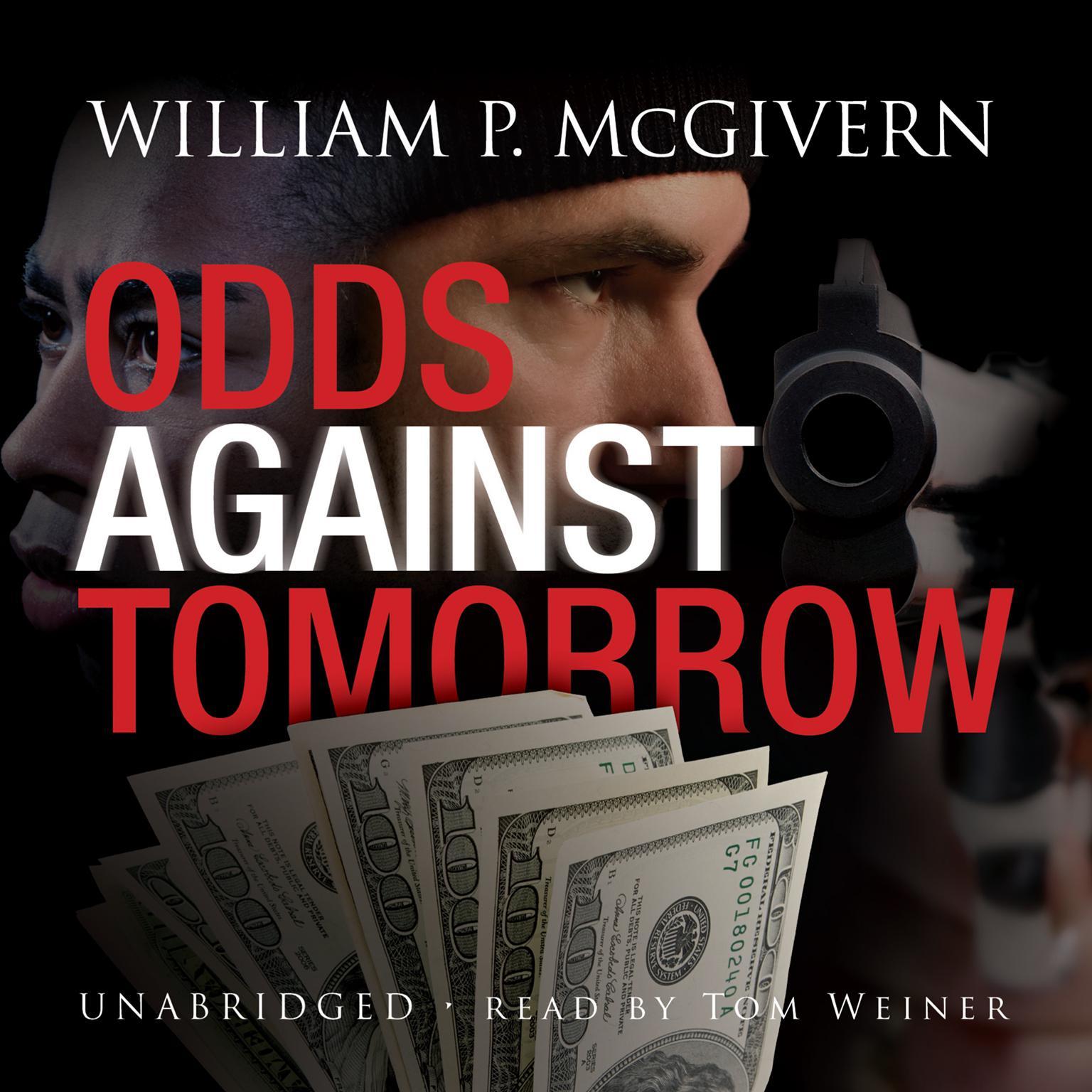 Printable Odds against Tomorrow Audiobook Cover Art