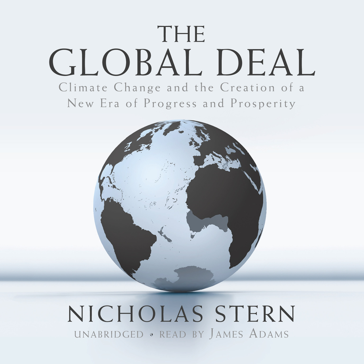 Printable The Global Deal: Climate Change and the Creation of a New Era of Progress and Prosperity Audiobook Cover Art