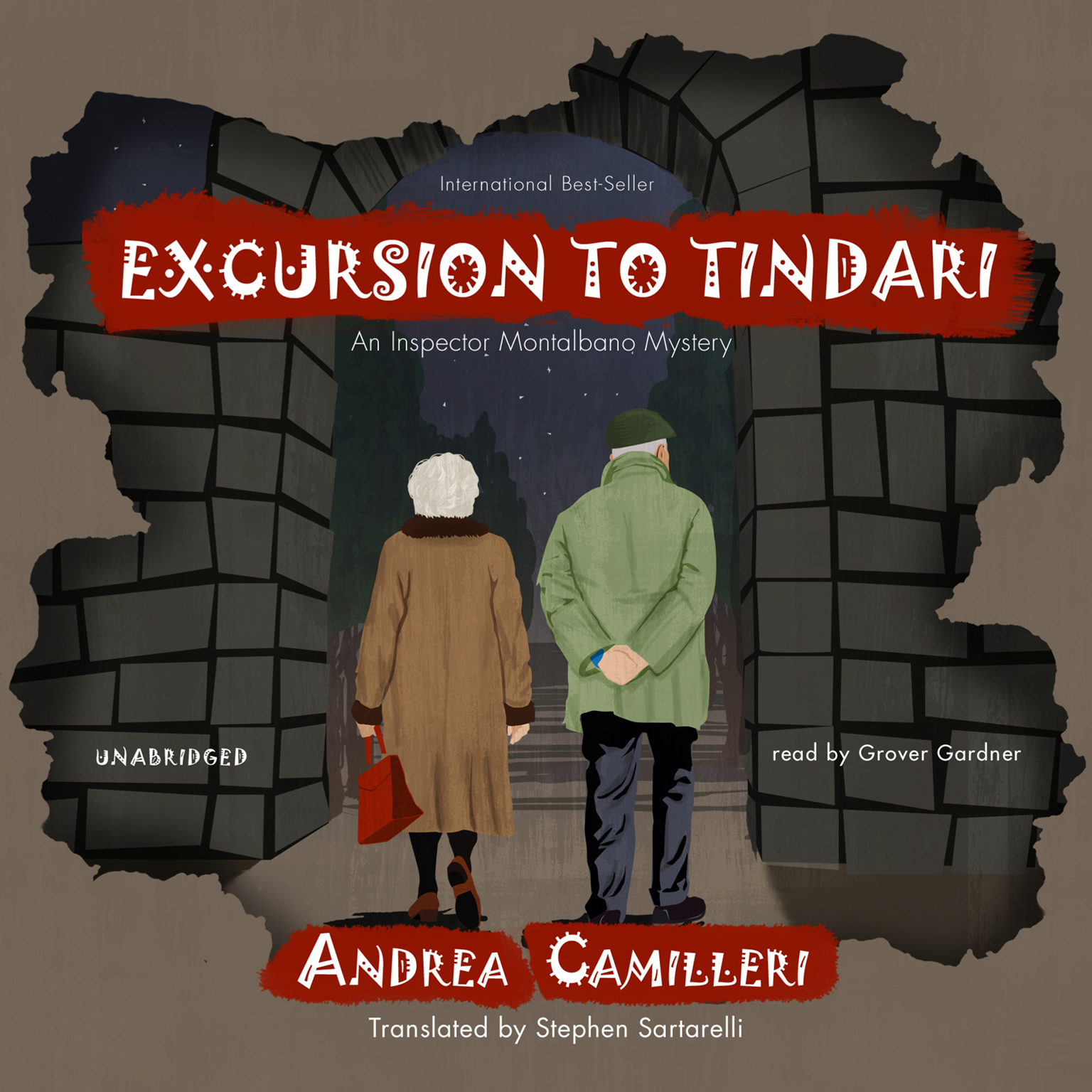 Printable Excursion to Tindari Audiobook Cover Art