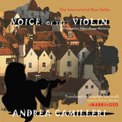 Voice of the Violin, by Andrea Camilleri