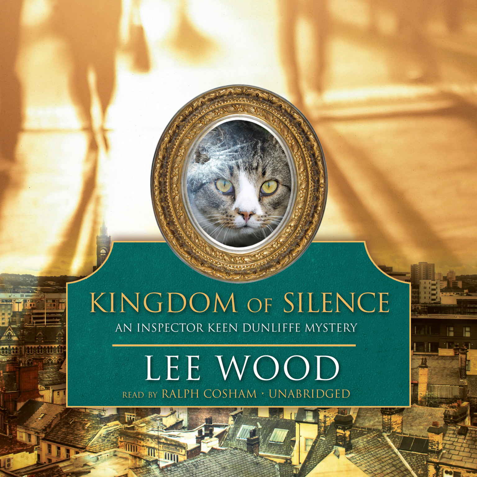 Printable Kingdom of Silence: An Inspector Keen Dunliffe Mystery Audiobook Cover Art