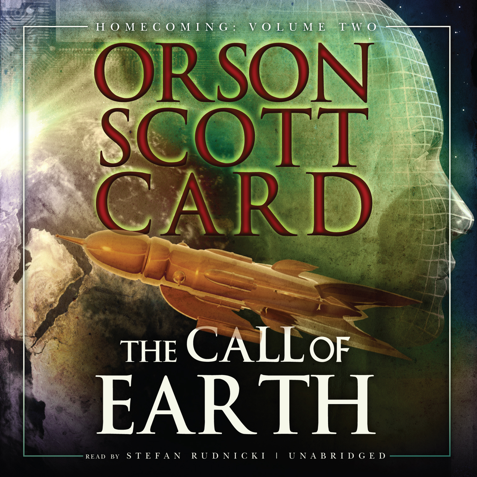 Printable The Call of Earth: Homecoming: Vol. 2 Audiobook Cover Art