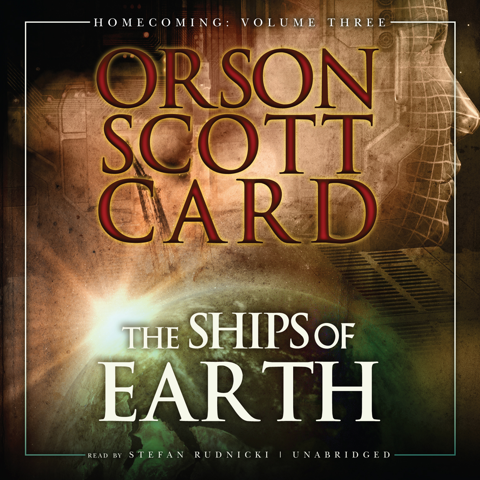 Printable The Ships of Earth: Homecoming, Vol. 3 Audiobook Cover Art