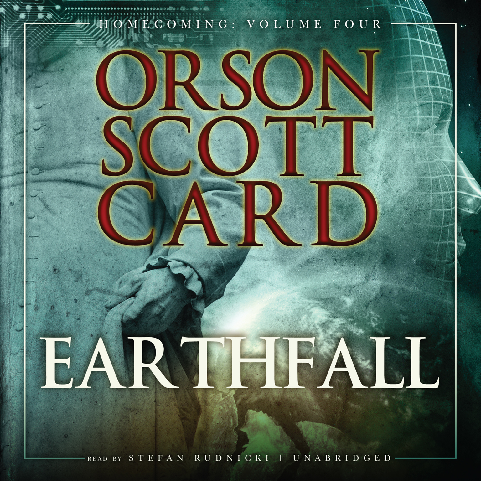 Printable Earthfall: Homecoming: Volume 4 Audiobook Cover Art