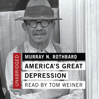 America's Great Depression Audiobook, by Murray N. Rothbard