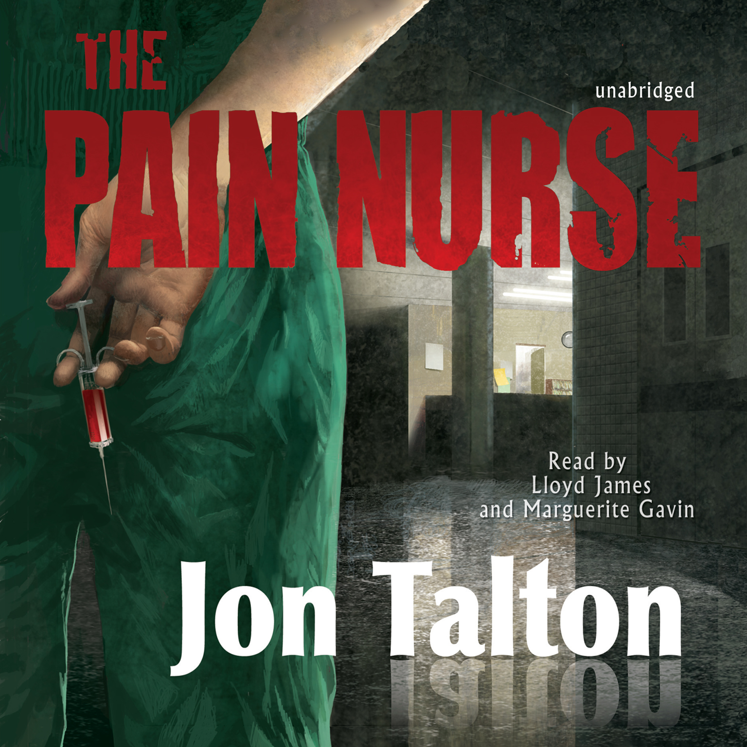 Printable The Pain Nurse Audiobook Cover Art