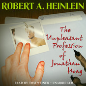 The Unpleasant Profession of Jonathan Hoag Audiobook, by Robert A. Heinlein