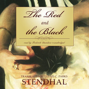 The Red and the Black Audiobook, by Stendhal