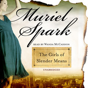 The Girls of Slender Means, by Muriel Spark