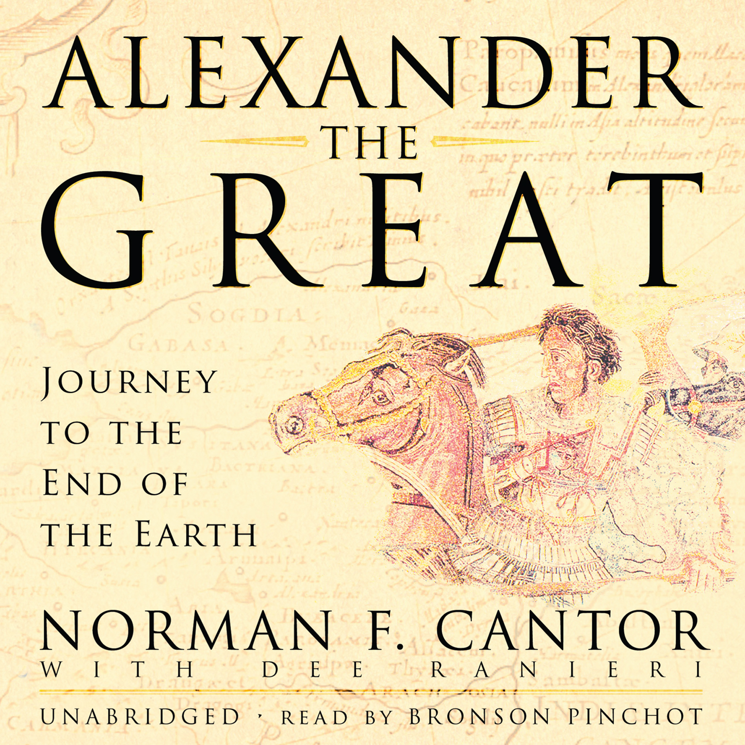 Printable Alexander the Great: Journey to the End of the Earth Audiobook Cover Art