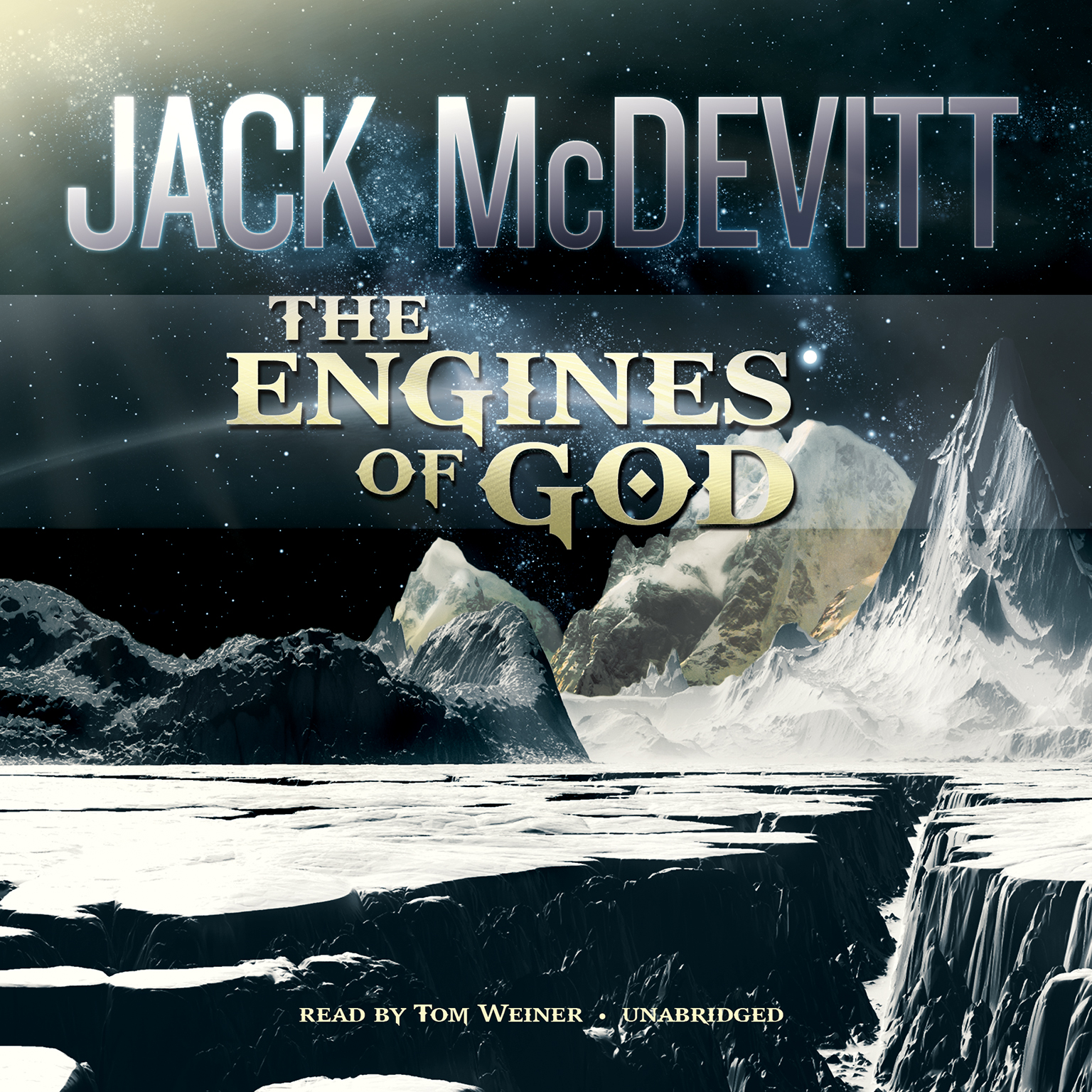 Printable The Engines of God Audiobook Cover Art