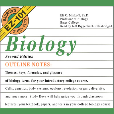 Biology, Second Edition Audiobook, by Eli C. Minkoff