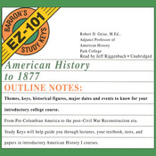 American History to 1877, by Robert D. Geise