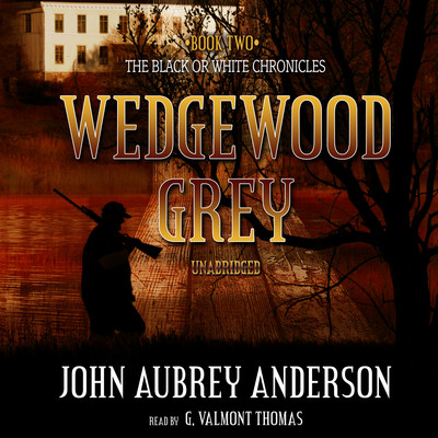 Wedgewood Grey: A Novel Audiobook, by John Aubrey Anderson