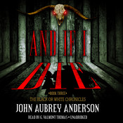 And If I Die Audiobook, by John Aubrey Anderson