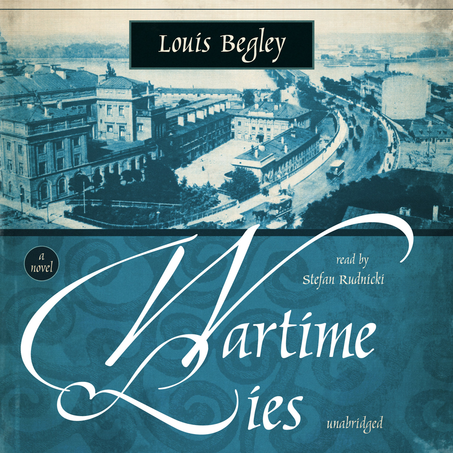 Printable Wartime Lies Audiobook Cover Art