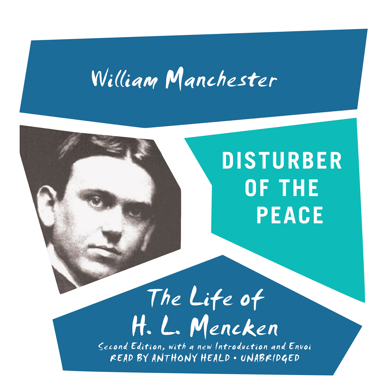 Printable Disturber of the Peace, Second Edition: The Life of H. L. Mencken Audiobook Cover Art