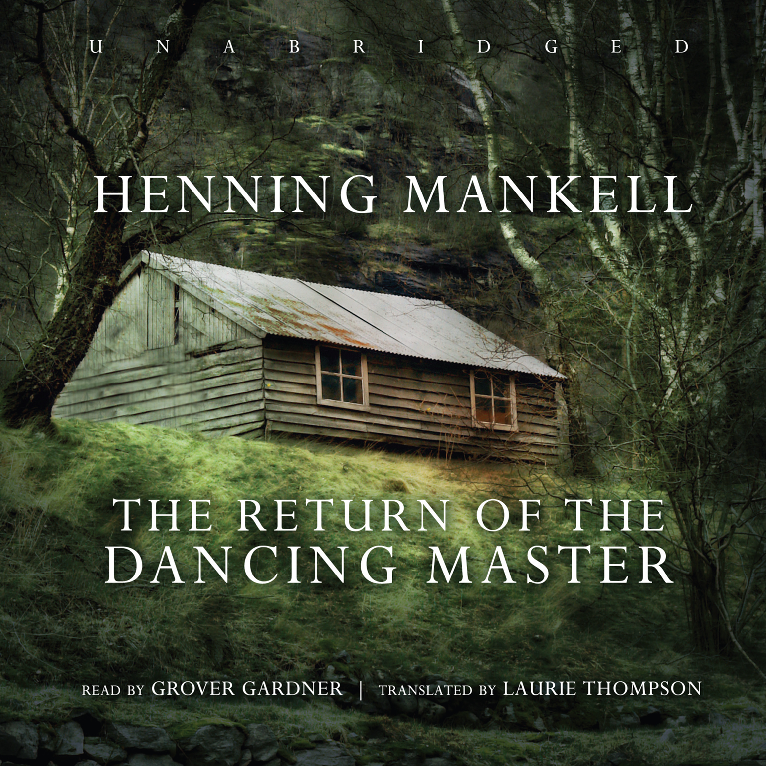 Printable The Return of the Dancing Master Audiobook Cover Art