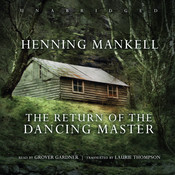 The Return of the Dancing Master Audiobook, by Henning Mankell