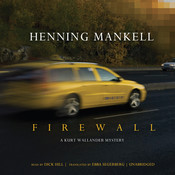 Firewall, by Henning Mankell
