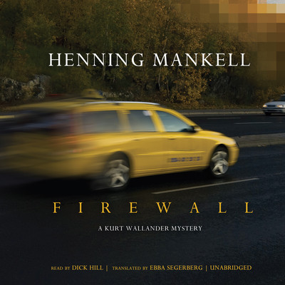 Firewall Audiobook, by Henning Mankell