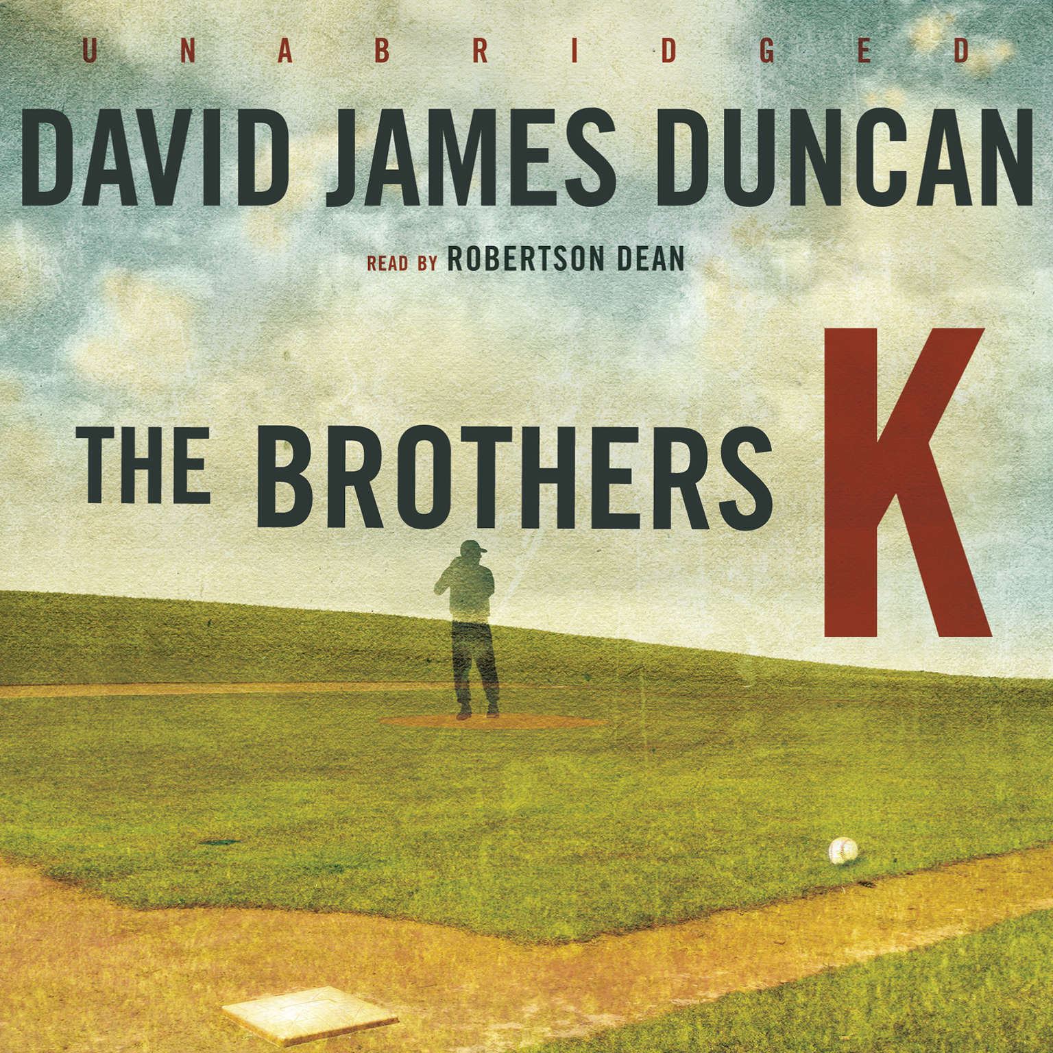 Printable The Brothers K Audiobook Cover Art