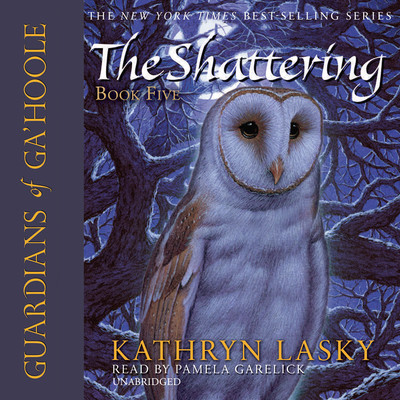 The Shattering Audiobook, by Kathryn Lasky
